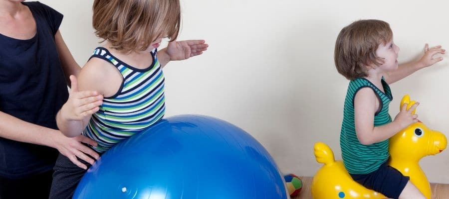 exercise and stimming