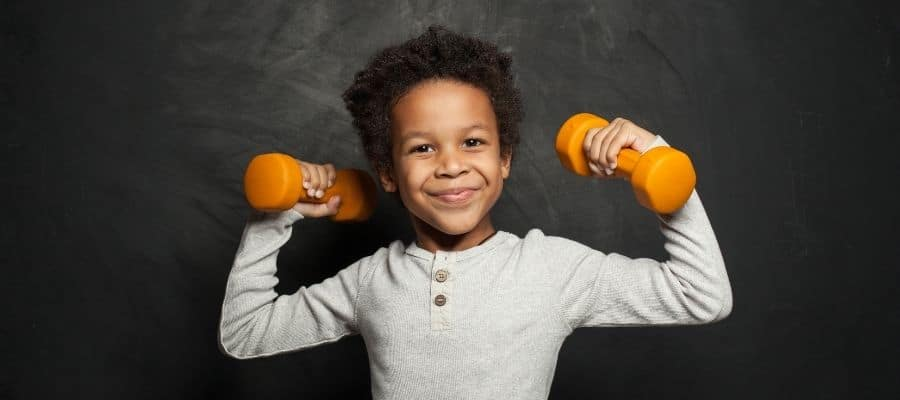 strength training and special needs