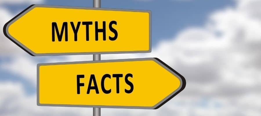 myths about your brain